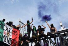 Photo of Por marcha del 8M, blindan con vallas edificios y monumentos en CDMX