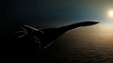 Photo of Aerion presenta un avión supersónico para 50 pasajeros y velocidad de Mach 4