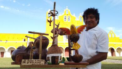 """Photo of """"Ka' bo' ob Ku meyajo'ob"""", al rescate de los juguetes tradicionales"""