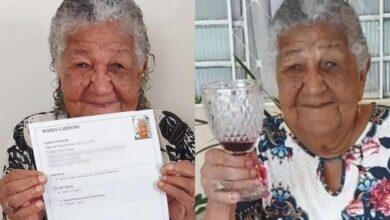 Photo of ¡Lección de vida! Abuelita de 101 años busca trabajo para no depender de nadie
