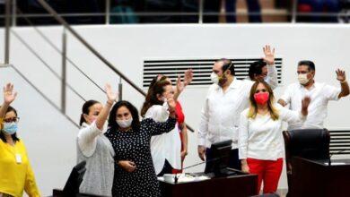 Photo of LXII Legislatura recibe respuestas pendientes del II Informe de Gobierno