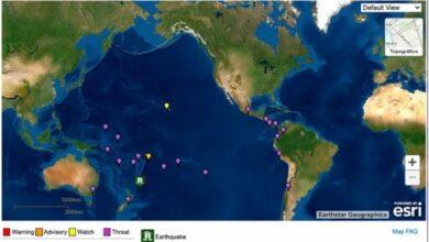 Photo of Nueva Zelanda emite advertencia de tsunami tras tercer terremoto de 8.0