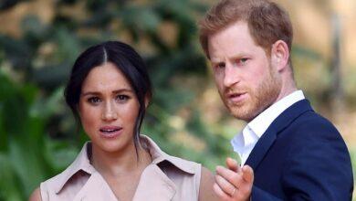 Photo of El príncipe Harry y Meghan Markle anuncian su primera serie para Netflix