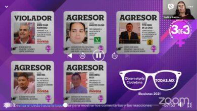 Photo of Harán catálogo de candidatos violadores, acosadores o deudores para 'antiboleta'