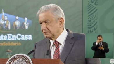 Photo of El INE apercibe a AMLO por posible desacato a medida cautelar