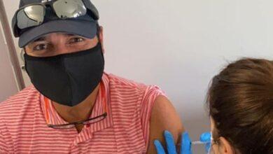 Photo of «Ya vacunaron a papá»: Chayanne recibe vacuna antiCovid