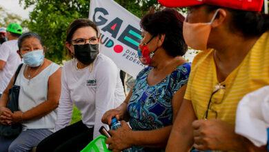 Photo of Gaby Cejudo trabajará para combatir violencia hacia  las mujeres