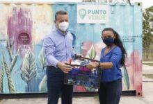 Photo of Alcalde Alejandro Ruz destaca la participación ciudadana en acciones de reciclaje