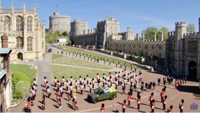 Photo of La familia real británica despide al duque de Edimburgo