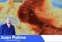 Photo of Lluvia ácida se pronostica sobre la Península de Yucatán