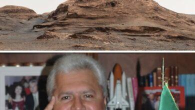 Photo of NASA nombra montaña en Marte en honor a científico mexicano fallecido por COVID