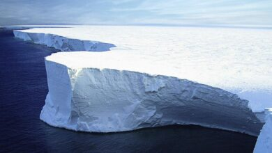 Photo of Se derrite el iceberg más grande del mundo