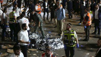 Photo of Estampida humana en Israel durante festividad religiosa deja al menos 38 muertos