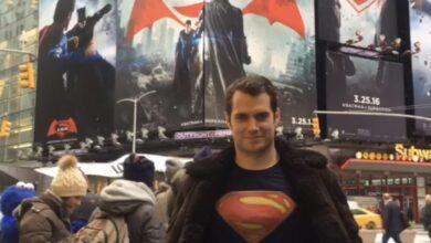 Photo of Henry Cavill, ya no será Superman