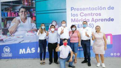 Photo of Pasos firmes hacia una Mérida más incluyente: Renán Barrera