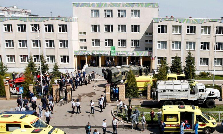 Photo of Tiroteo en escuela de Rusia deja siete niños y una profesora muertos
