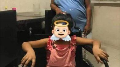 Photo of Piden ayuda para Tannia, niña de 10 años con cáncer