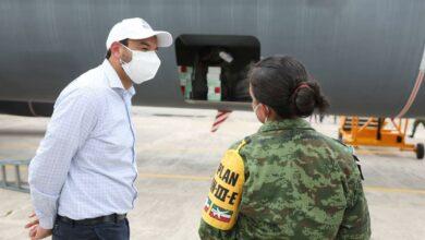 Photo of Llegan a Yucatán las vacunas para maestras y maestros
