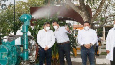 Photo of El Ayuntamiento pone en marcha la campaña de abatización y fumigación 2021