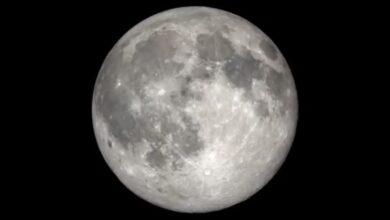 Photo of Eclipse de Luna de Sangre y lluvia de estrellas: Los fenómenos astronómicos de mayo
