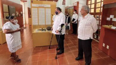 Photo of México y Guatemala se unen en las disculpas al pueblo maya