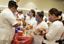 Photo of Concluye aplicación de la primera dosis antiCovid a personal de salud
