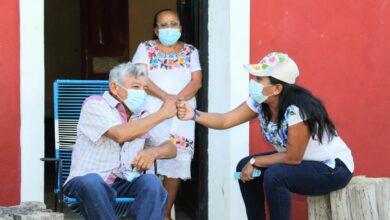 Photo of Si seguimos cuidando nuestra salud como hasta ahora, pronto saldremos adelante: Yesenia Polanco