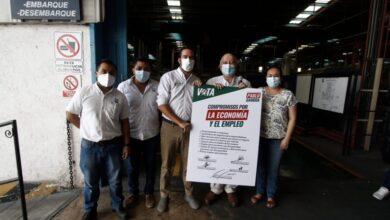 Photo of Se suman empresas al Plan Legislativo de Pablo Gamboa para brindar trabajo a personas mayores de 40 años