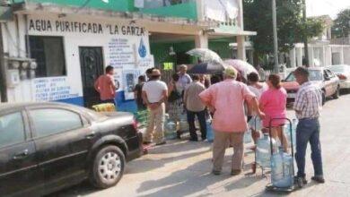 Photo of Crisis por el agua, provoca compras de pánico de purificadoras de Tampico y Madero