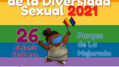 Photo of Convocan a la Gran Marcha de la Diversidad Sexual 2021 en Mérida