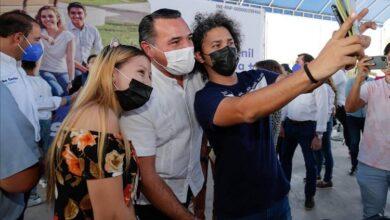 Photo of Más apoyos y empoderamiento a los jóvenes de Mérida: Renán Barrera