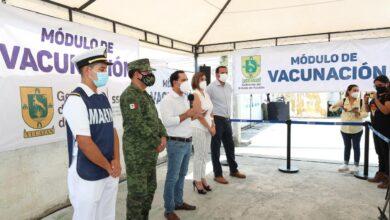 Photo of Del 14 al 17 de mayo, registro de maestros para recibir vacuna