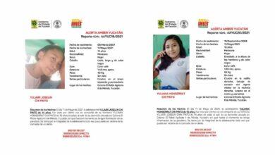 Photo of Desaparecen jóvenes hermanas en colonia de Mérida