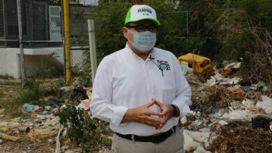 Photo of Ramírez Marín se compromete a eliminar contaminación y basura de Mérida