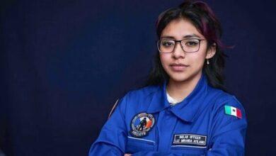 Photo of Joven veracruzana participa en misiones espaciales en Polonia