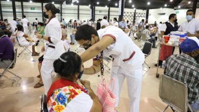 Photo of Mañana inicia vacunación contra Covid, para personas de 40-49 años