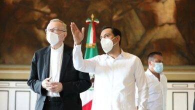 Photo of Gobernador Mauricio Vila envía carta para invitar al Papa Francisco a visitar Yucatán