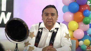 Photo of Sin el rostro pintado, »Chuponcito» responde a la acusación por acoso