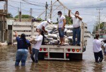 Photo of Rápido y oportuno respaldo a familias de Progreso afectadas con las lluvias