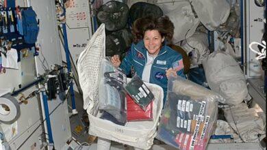 Photo of La NASA busca resolver cómo lavar la ropa de los astronautas