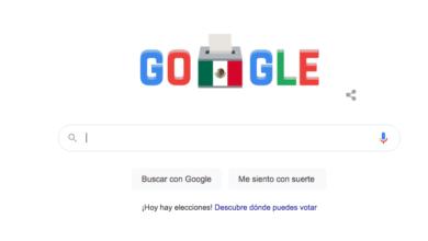 Photo of Google invita a los mexicanos a votar
