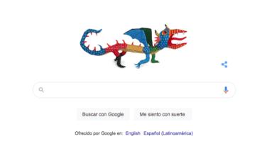 Photo of Google dedica doodle a artista mexicano
