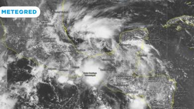 Photo of Posible formación ciclónica al occidente de la Península de Yucatán