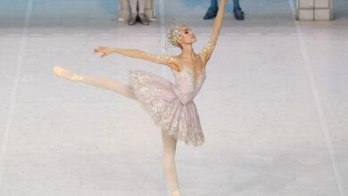 Photo of Rocío Alemán, bailarina principal del Stuttgart Ballet