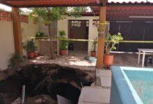 Photo of Es la bóveda de una cueva, el socavón de la  Bojórquez: Ayuntamiento de Mérida