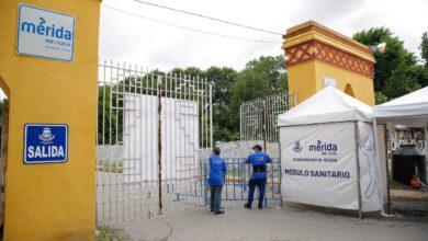 Photo of Cementerios de Mérida estarán cerrados este fin de semana