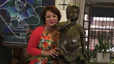 Photo of Fallece la cantante yucateca, Wendy Argáez por Covid-19