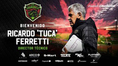 Photo of 'Tuca' Ferretti es nuevo entrenador de Juárez FC