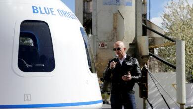 Photo of El fundador de Amazon, Jeff Bezos viajará al espacio