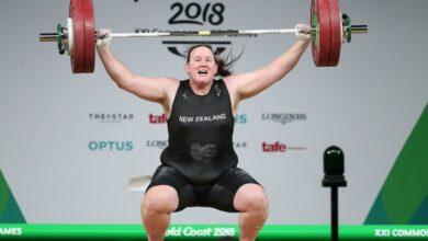 Photo of Laurel Hubbard, la primer atleta transgénero en unos Juegos Olímpicos